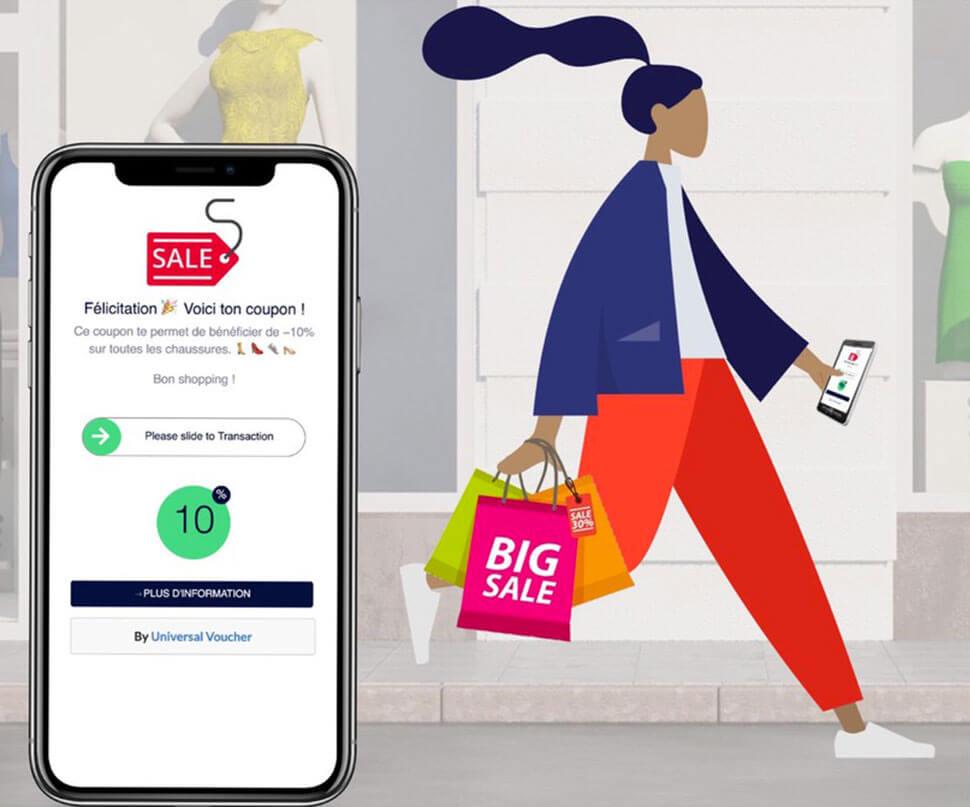 Universal Voucher app