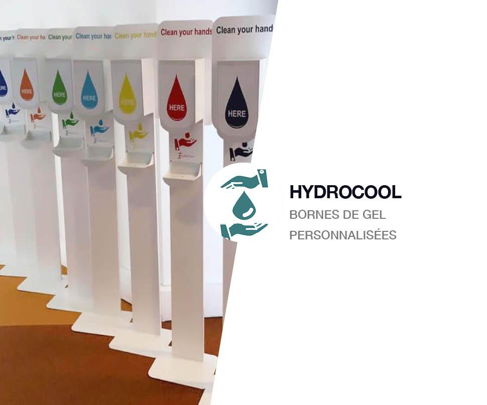 Hydrocool x Raiseyour.biz